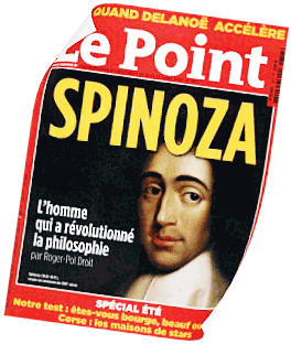 Le Point cover